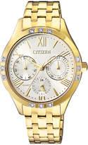 Citizen ED8172-51A Gold Watch