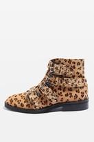 Topshop AMELIA Studded Boots