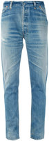 RE/DONE slim-fit jeans - women - Cotton - 28