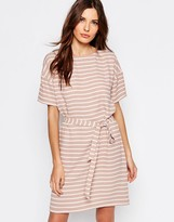 Selected Rosie Dress with Tie Waist