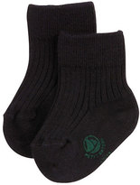 Petit Bateau Unisex plain cotton socks