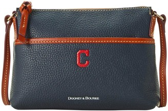 Dooney & Bourke MLB Indians Ginger Crossbody
