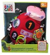 Eric Carle Large Activity Plush - Lady Bug