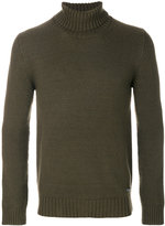 Woolrich roll neck jumper