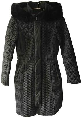 Karen Millen Black Coat for Women