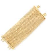 ABS by Allen Schwartz Gold-Tone Ball-Chain Multi-Row Flex Bracelet