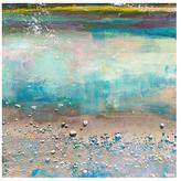 Parvez Taj Sand Pebbles by Canvas)
