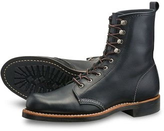 Red Wing Shoes 3361 Silversmith Black Boundary - US 6 - Black