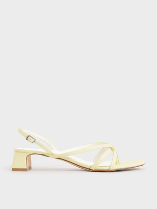 Charles & Keith Strappy Sandals