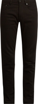 Givenchy Star-embroidered slim-leg jeans
