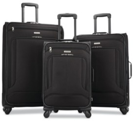 American Tourister Pop Max 3-Pc. Softside Luggage Set