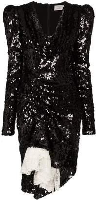 Preen by Thornton Bregazzi Karin sequin embellished dress