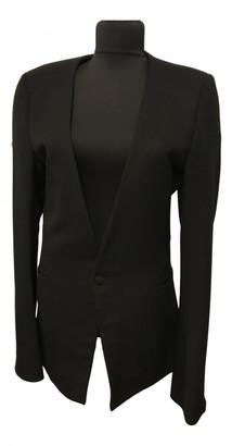 Gareth Pugh Black Wool Jackets