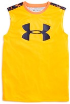 Under Armour Boys' Big Logo Tank - Sizes S-XL