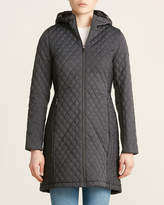 BCBGeneration Hooded Diamond Quilted Jacket