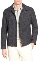 Billy Reid Men's Gunner Jacket
