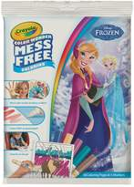 Crayola Disney's Frozen Mess-Free Color Wonder Markers & Paper Set by