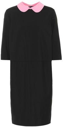Marni Collared wool dress