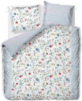 Pip Studio Hummingbirds Star White Duvet Cover