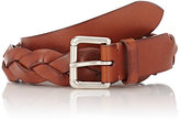 Felisi Men's Braided Leather Belt