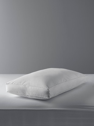 John Lewis & Partners Synthetic Collection Down-Like Standard Pillow, Medium/Firm