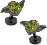 Asstd National Brand Star Wars Yoda Cuff Links