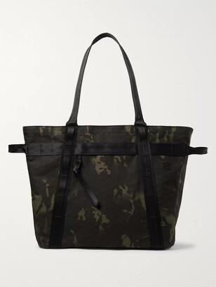 Herschel Alexander Camouflage-Print Sailcloth Tote Bag