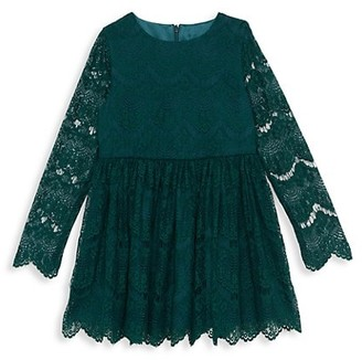 Bardot Junior Girl's Gertrude Lace Dress