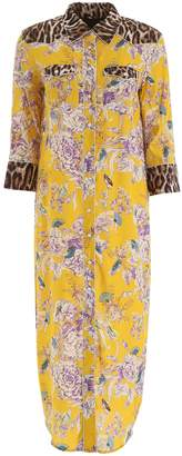 R 13 Floral Western Dress