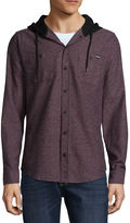 Zoo York Long Sleeve Button-Front Shirt