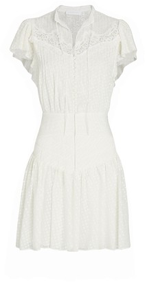 Jonathan Simkhai Everly Lace Mini Dress