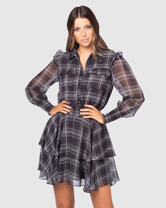 Pilgrim Magdalyn Shirt Dress