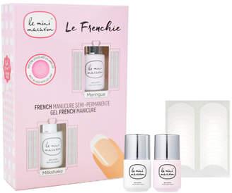 French Manicure Le Mini Macaron Le Frenchie Gel Polish Set