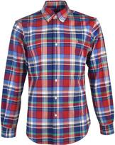 Ralph Lauren Checked Stretch Shirt
