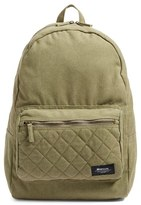 Rip Curl Rider Canvas Backpack - Green