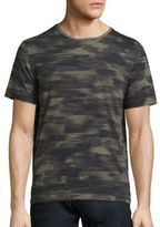 Madison Supply Short Sleeve Camouflage Tee