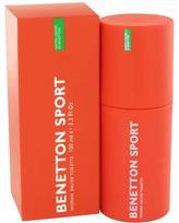 Benetton SPORT by Eau De Toilette Spray for Women (3.3 oz)