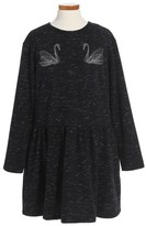 Stella McCartney Girl's Marion Embroidered Dress