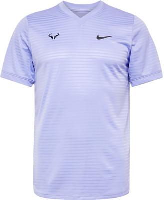 Nike Tennis + Nikecourt Rafa Challenger Dri-Fit Tennis T-Shirt