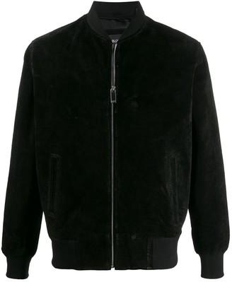 Blood Brother Pele bomber jacket