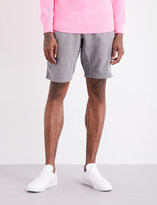 True Religion Cotton-jersey shorts