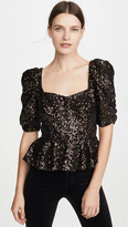 Natasha Sequin Top