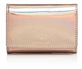 Kate Spade Rainer Lane Darla Metallic Wallet