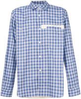 Junya Watanabe checked shirt