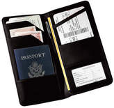 Royce Leather Checkpoint Passport 216-10