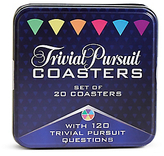 Marks and Spencer Trivial Pursuit Coasters
