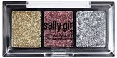 Sally Holiday Glitter Cream Shadow Trio