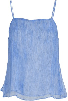 Skin Sarit Tie-Dye Silk Chiffon Camisole