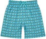 Vilebrequin Fish Pattern Foldaway Shorts