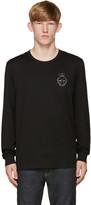 Dolce & Gabbana Black Crown & Bee T-Shirt